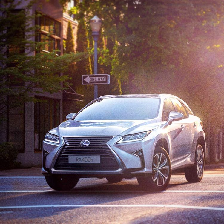 As pioneers in the industry, Lexus unveiled the
