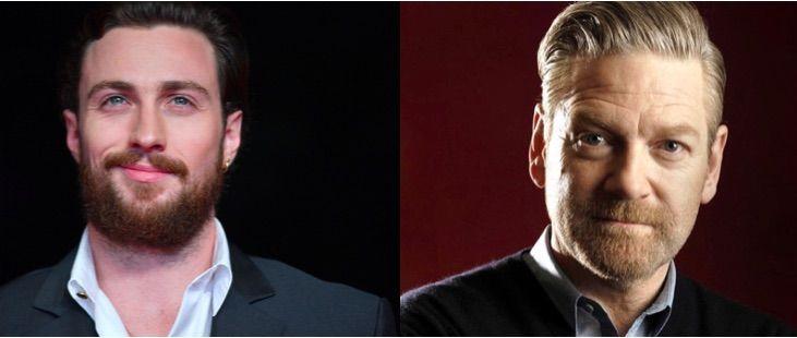 Aaron Taylor-Johnson et Kenneth Branagh au casting de ...
