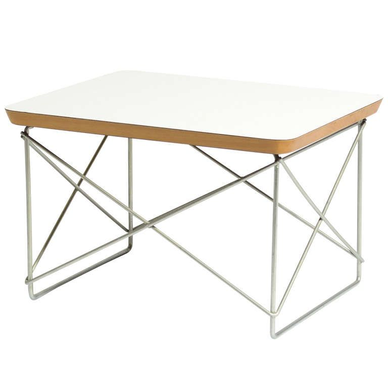 Charles And Ray Eames LTR Table By Herman Miller | From A Unique Collection  Of Antique And Modern Side Tables At ...