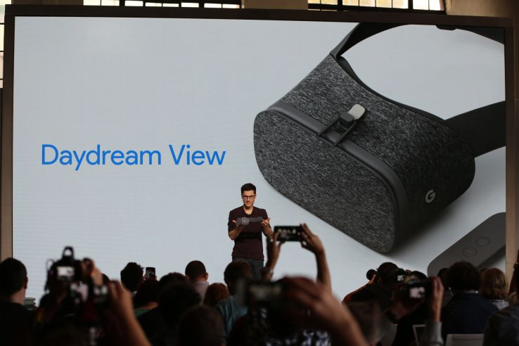Google's VR future looks pretty comfy. Today at its October hardware/software/everything event, the company showed off its latest VR initiatives including..