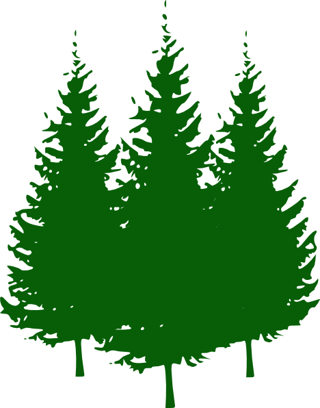 Clip Art Pine Tree Collection In Black Silhouette And Green Silhouette Description From Clipartbest Com I Searched For Clip Art Pictures Clip Art Photo Tree