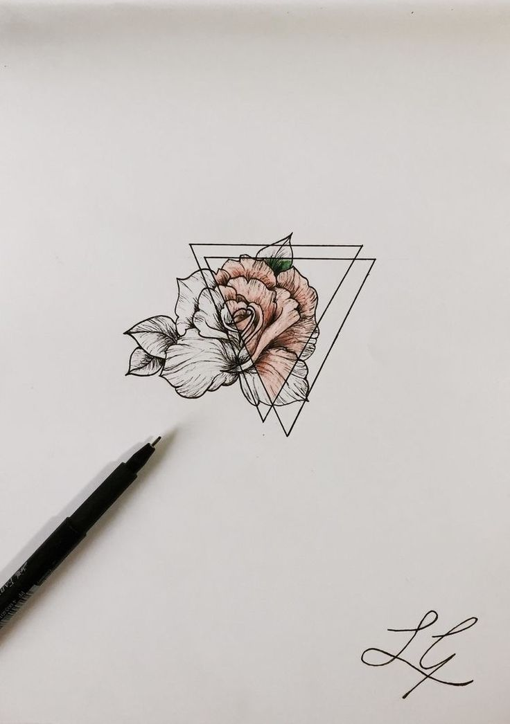 Geometric Tattoo Tattoos Inspiracoes Pinterest