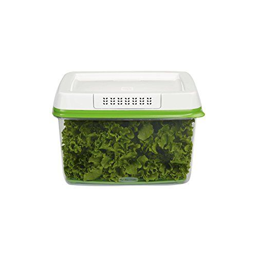 Rubbermaid FreshWorks Produce Saver Food Storage Container Large