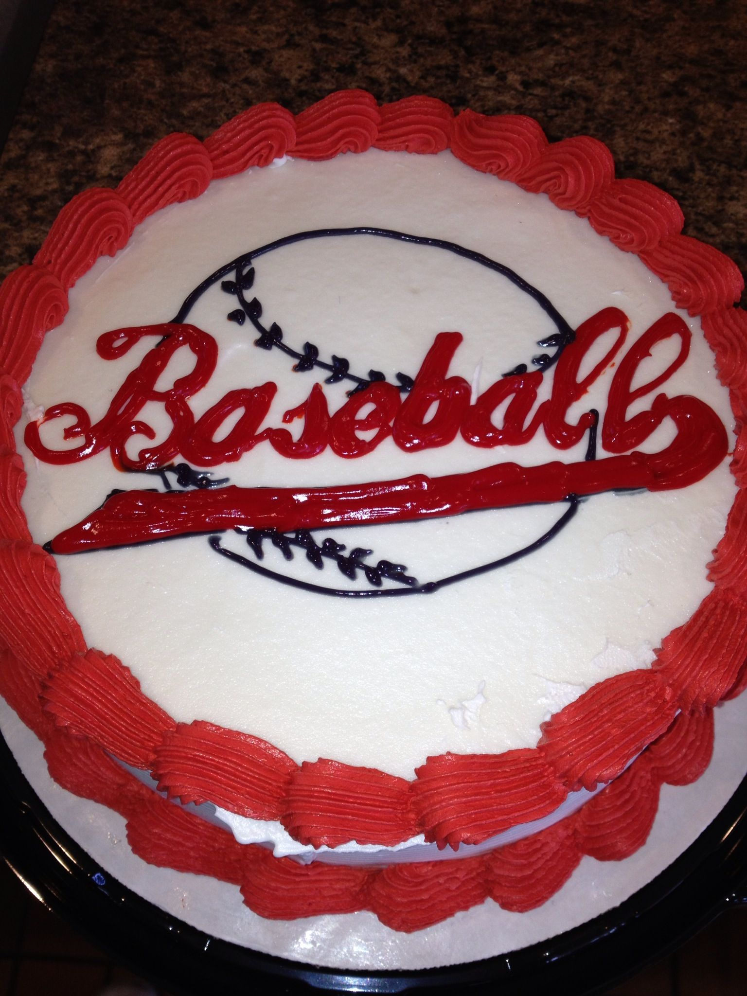 Dq cakes...Dairy Queen. Baseball anyone? | Cake, Dairy ...