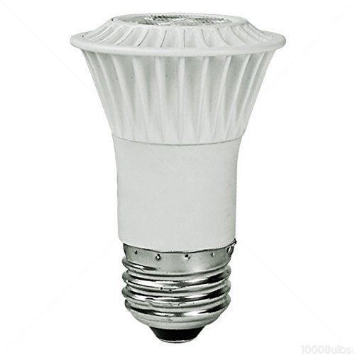 Tcp Led7e26par1627kfl Led 7 Watt Par16 35w Equal 800 Candlepower 40 Deg Flood 2700k Warm White Click Image For More Details Led Bulb Led 2700k