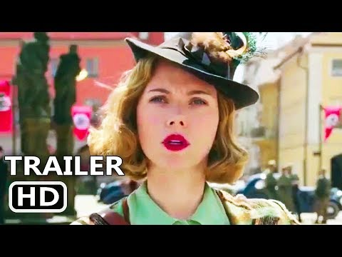 Jojo Rabbit Trailer >> Jojo Rabbit Official Trailer 2019 Scarlett Johansson