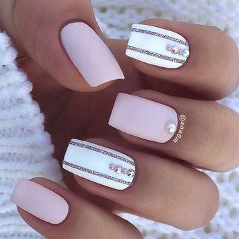 40+ Matte Nails That Look Cute For Fall #16 #mattenails