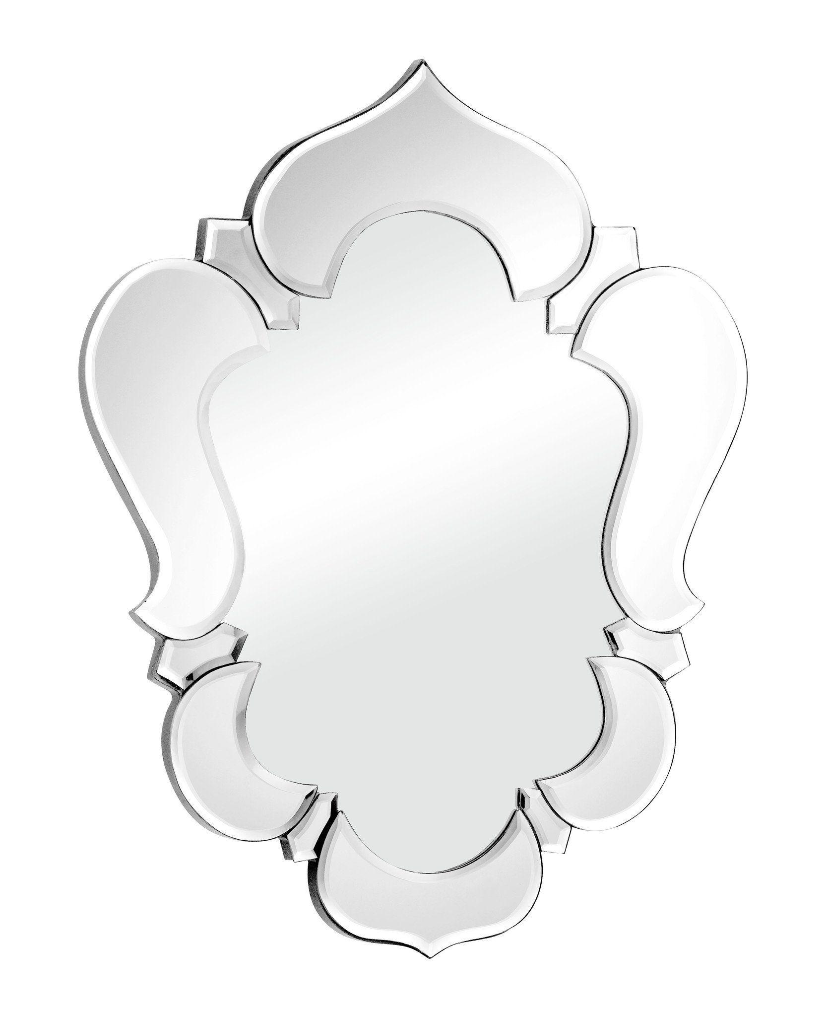 Vishnu Mirror Clear Edge Contemporary Mirror Specialty Mirrors