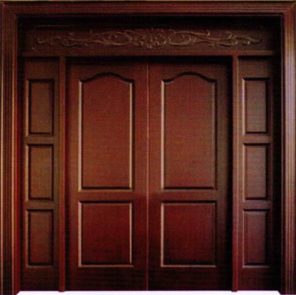 Indian house front door designs indian main door designs for Main two door designs