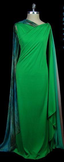 Dress  Halston, 1970s  The Frock