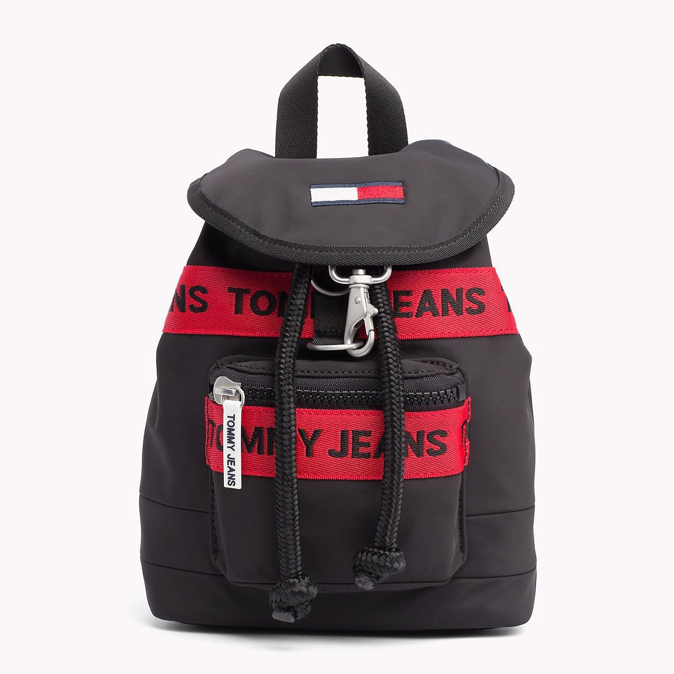 667892a8b21 TOMMY JEANS Heritage Mini Backpack - BLACK MIX - TOMMY JEANS Women - main  image