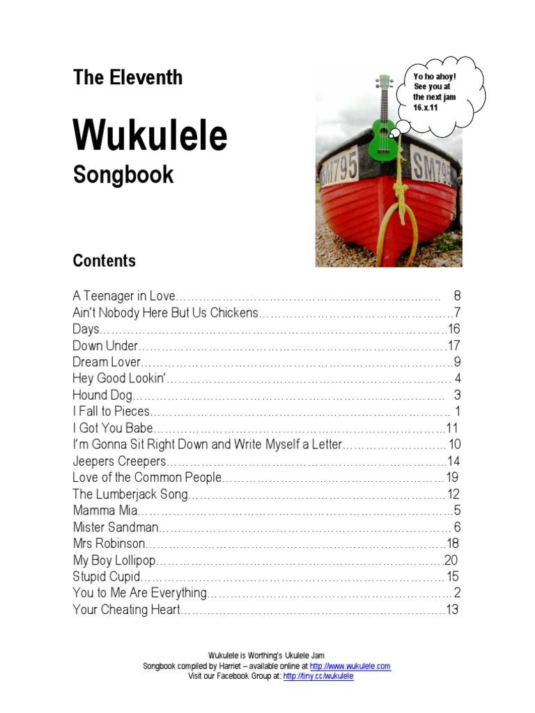 Songs Words And Chords Uke An Be Happy Pinterest Song