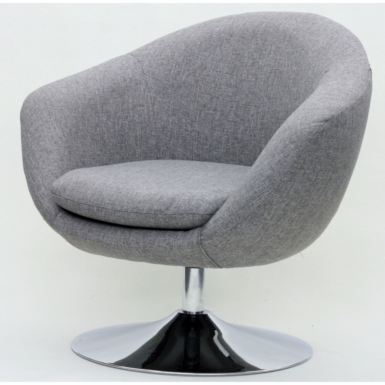 Fox Hill Trading Overman Disc Base Comet Barrel Chair