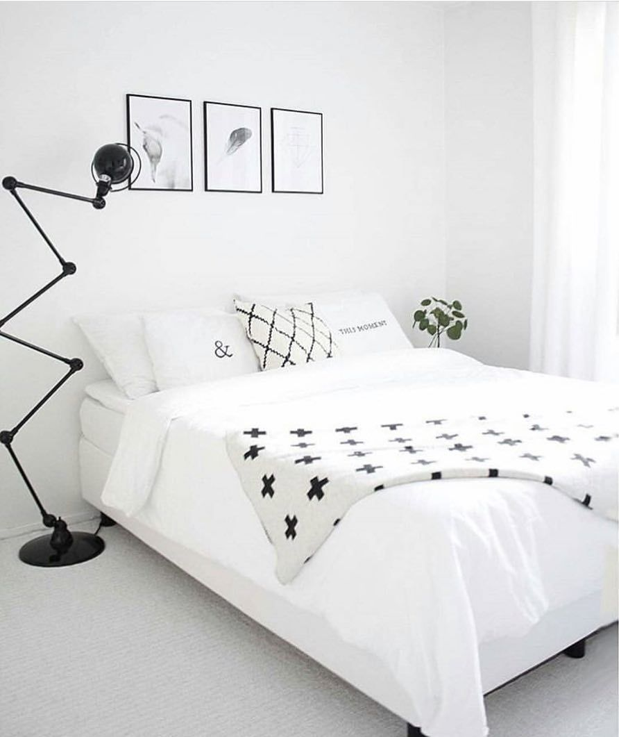 Spectacular All White Small Bedroom Ideas Modern Small Bedroom