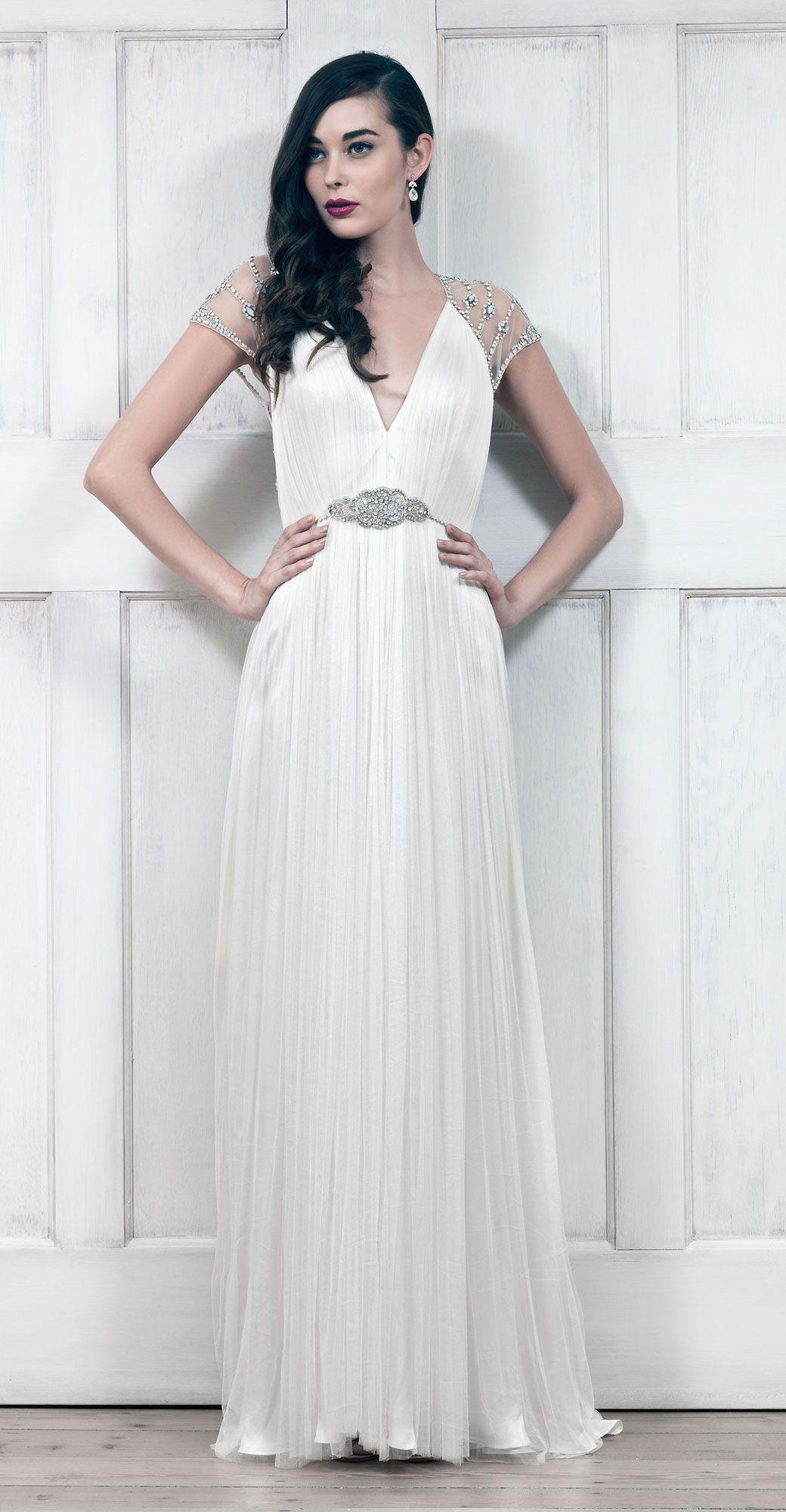 Wedding Dresses from Anne Barge Fall 2015 |Tallulah Wedding Dress