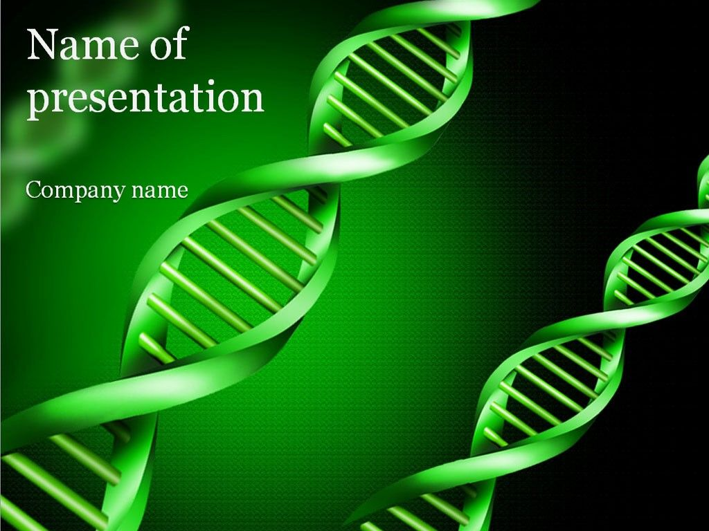 DNA PowerPoint Template | Android Wallpapers | Pinterest | Template