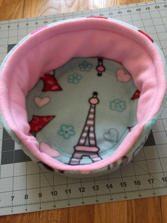 Cuddle Cup in Eiffel Tower print! Too cute!