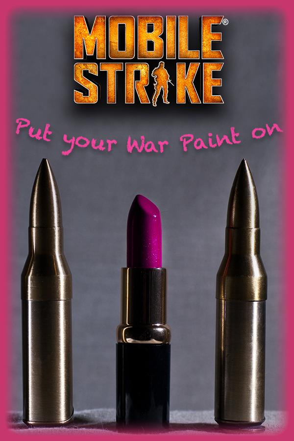 1 Modern War Game on iPhone. Play Free! Body makeup