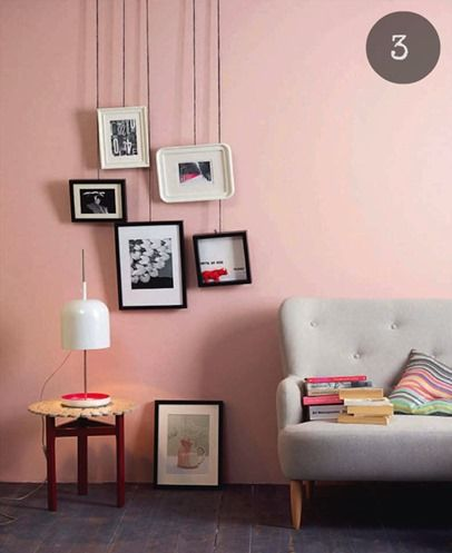 parete-rosa, photo by siren tx si | For the Home | Pinterest ...