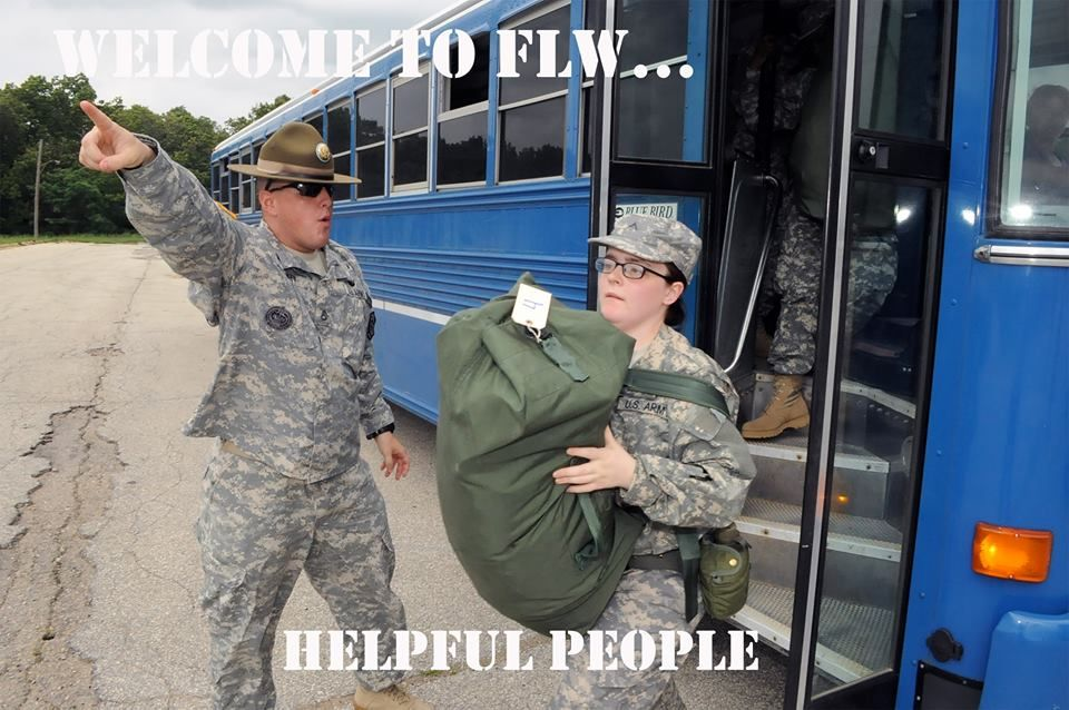 We have helpful people #USArmy #FortLeonardWood #Missouri - convoy security guard sample resume