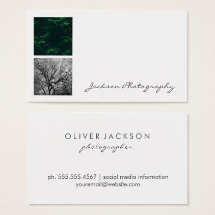 Grid photography business card reheart Image collections