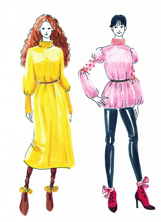 dessin stylisme robe recherche google fashion drawing pinterest dessin stylisme dessin. Black Bedroom Furniture Sets. Home Design Ideas