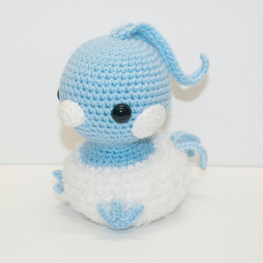 Altaria by Heartstringcrochet | Rainbow loom | Pinterest | Tejido ...