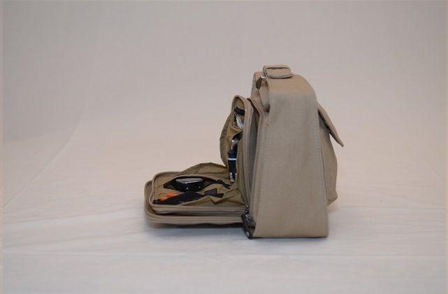 Diabetic Bag Handbag Purse Adorn