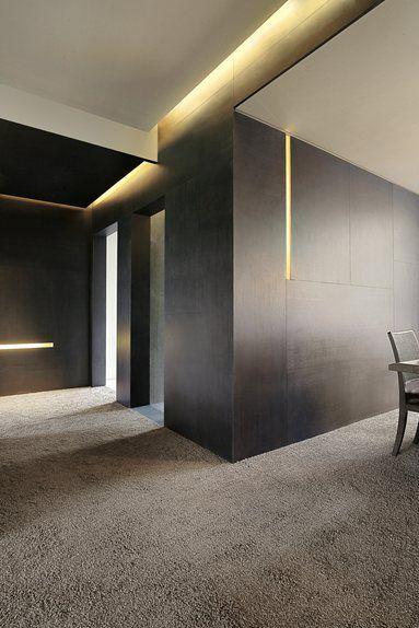 wir m gen indirekte beleuchtungen gerne auch mit unterschiedlichen lichtw rmest rken foto. Black Bedroom Furniture Sets. Home Design Ideas