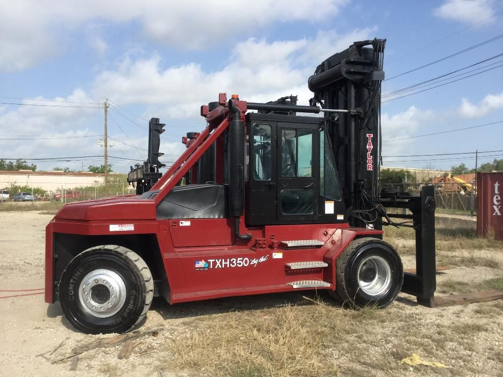 Large Lift Rentals Inc is offering used Toyota forklifts for