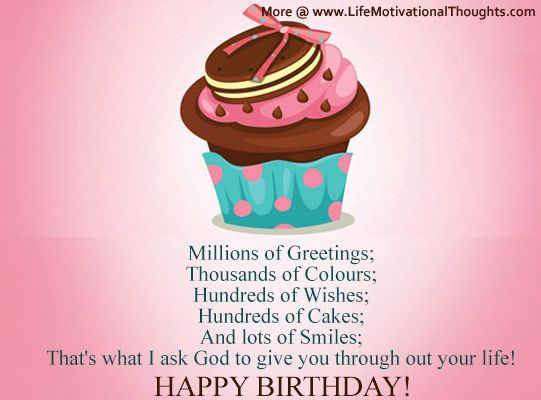 Doc Birthday Greetings Quotes Thank You Messages for Birthday – Quotes About Birthday Greetings