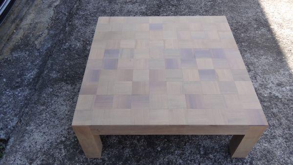 Table basse dame par jojo974 table basse petite table Vernir table bois