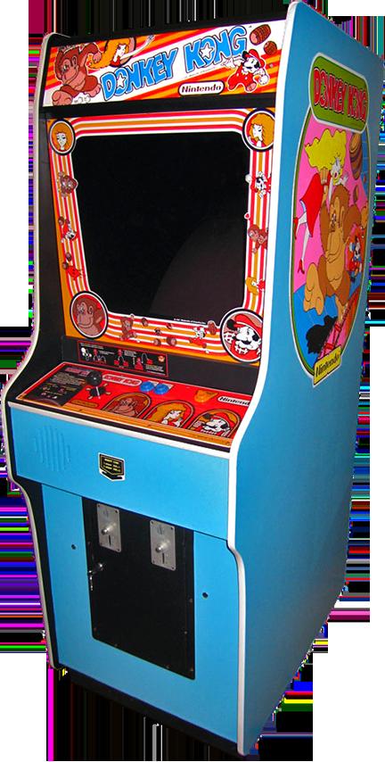 Donkey Kong Nintendo The Dot Eaters Arcade Games Arcade Video Games Arcade