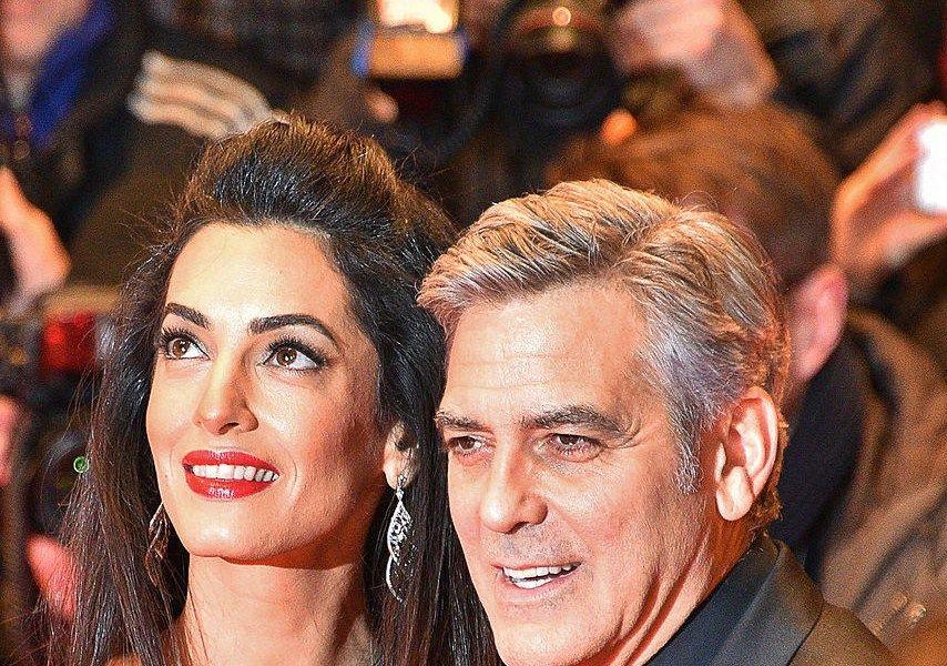 George, Amal Clooney Latest News: Amal's Jealousy of Cindy ...