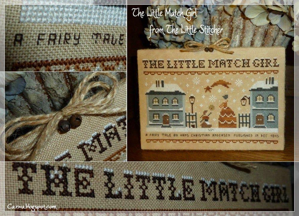 The Little Match Girl - The Little Stitcher