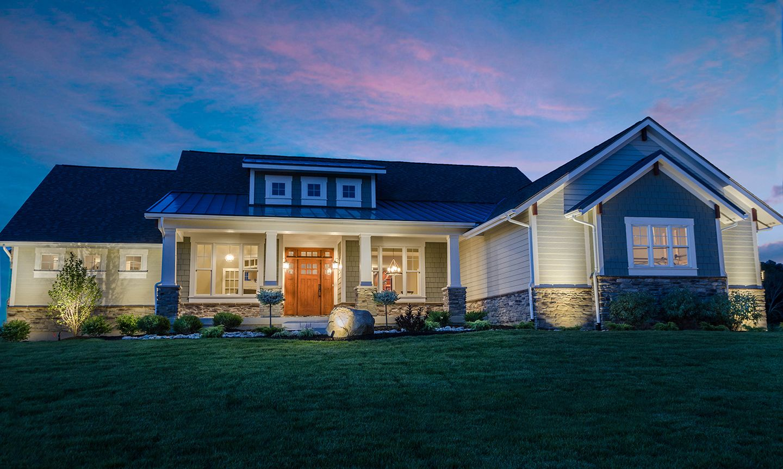 Home Exteriors Design Homes A new