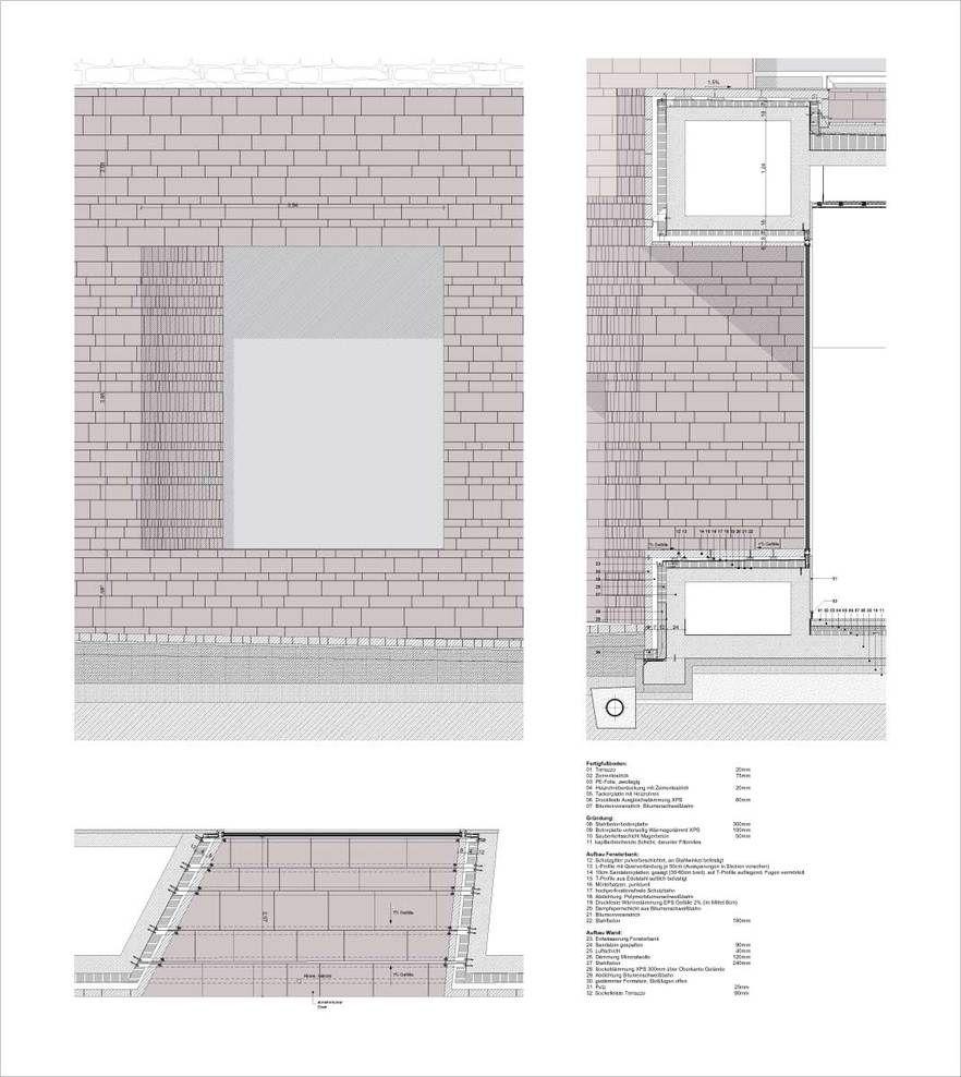 Architekt Heidelberg max dudler architekt heidelberg castle visitor centre image 21