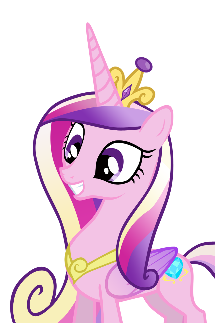 Princess cadence by on - Princesse poney ...
