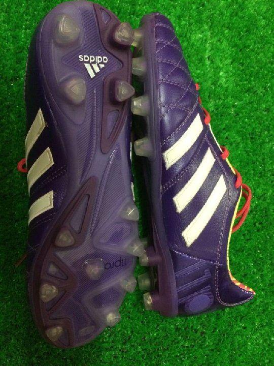 adidas 11 pro violet