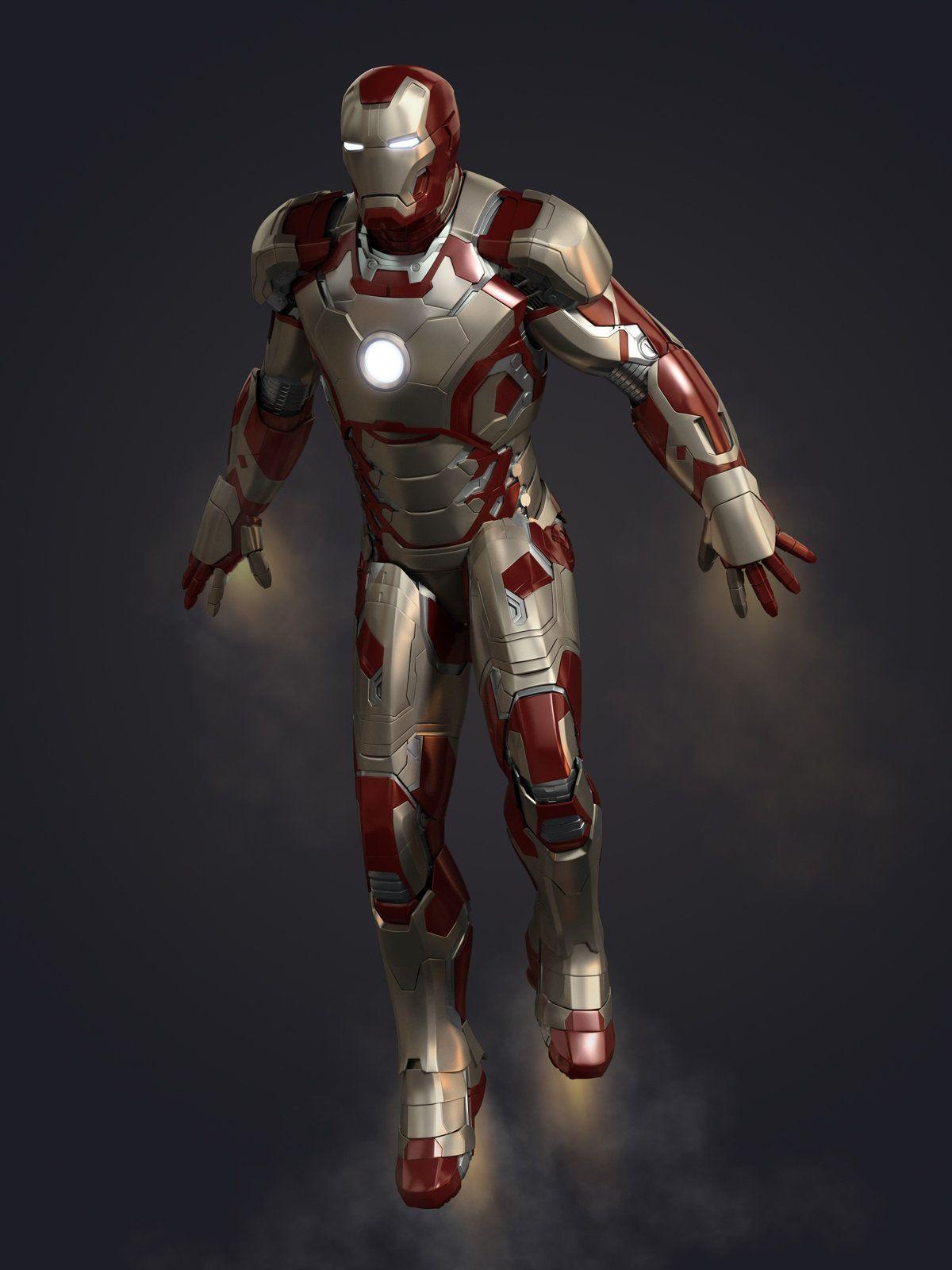 Iron Man 04 Liu Haifan Iron Man Iron Man Avengers Iron Man Armor