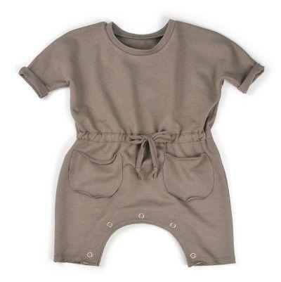 Kimono sleeve romper, perfect for solid fabrics! (Brindille & Twig ...