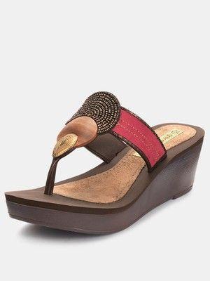 d5d83200d9d Grendha Bangles Wedge Sandals