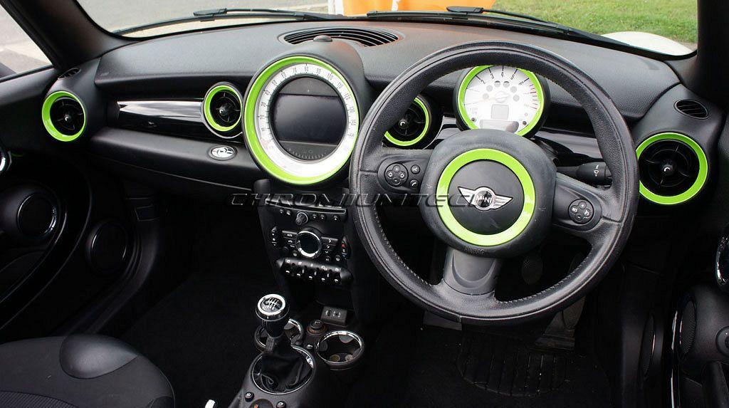MINI Dashboard Rings (R55/R56/R57/R58/R59) Choice of