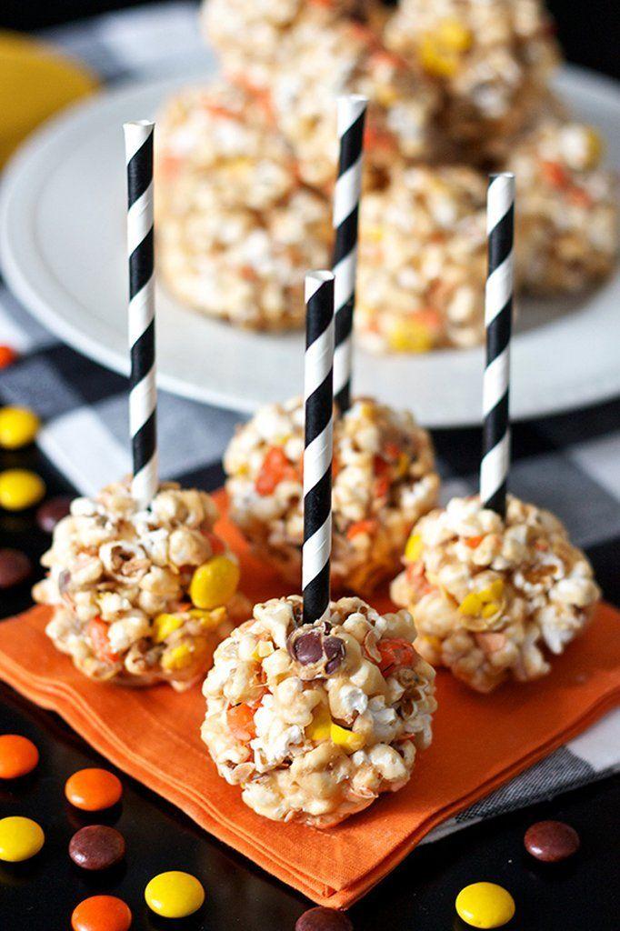 26 Halloween Treats That Are Cute, Not Creepy Peanut butter - cute easy halloween treat ideas