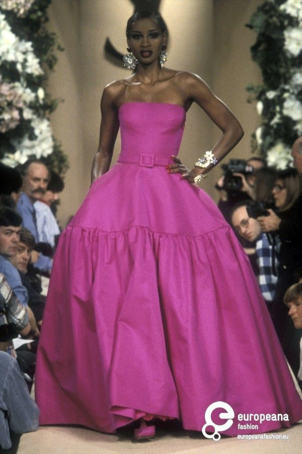 1c21865137d Yves Saint Laurent, Spring-Summer 1996, Couture | Yves Saint Laurent ...