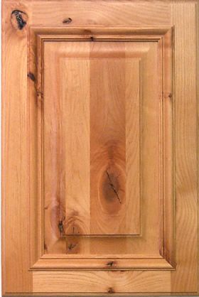 Bel Air Product Id 906 Shown In Knotty Alder Matching 5 Piece Drawer Front Id 906 5pdf Unfinished Kitchen Cabinets Cabinet Doors Cabinet Doors Online