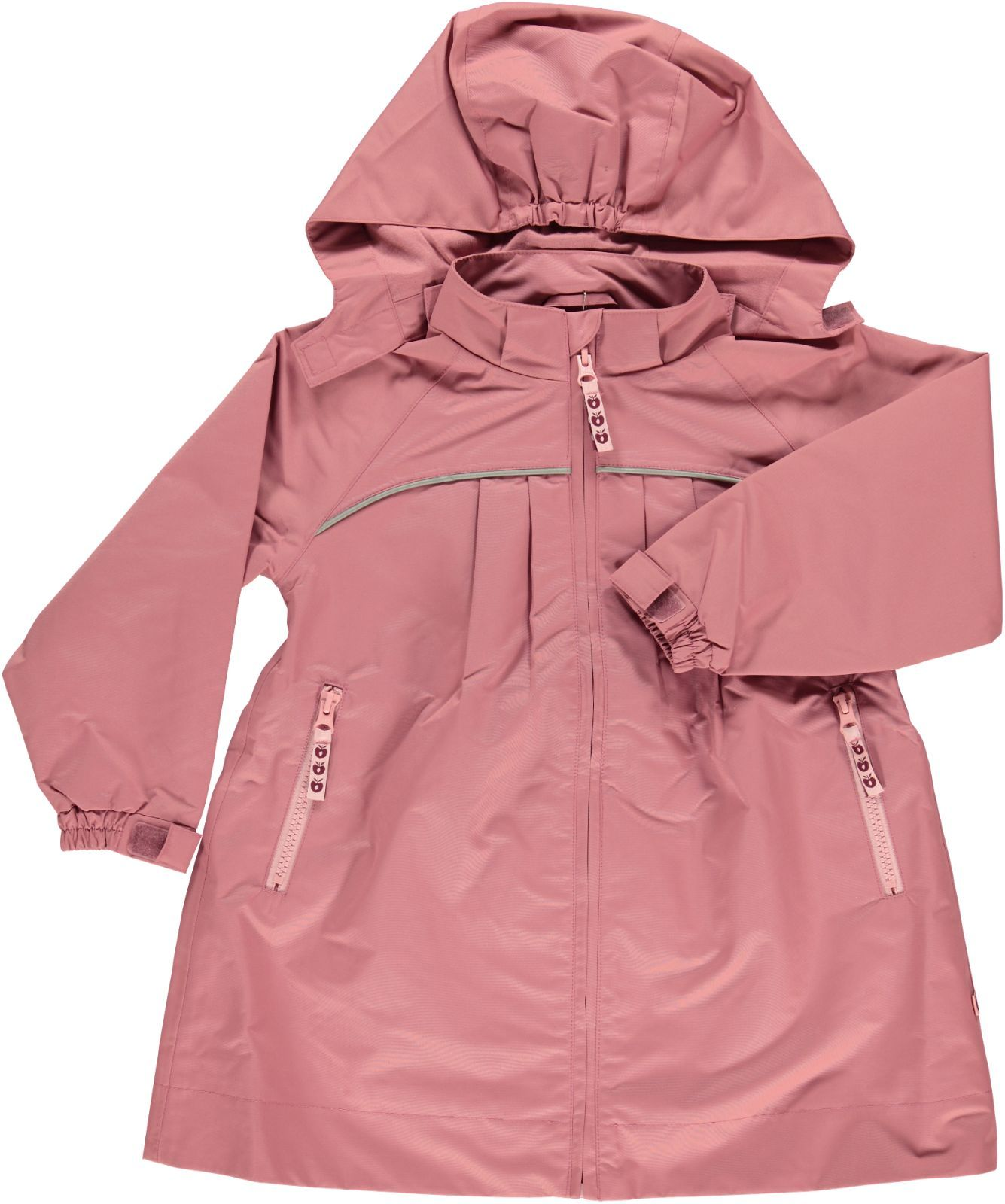 Spring/Fall jacket with hood