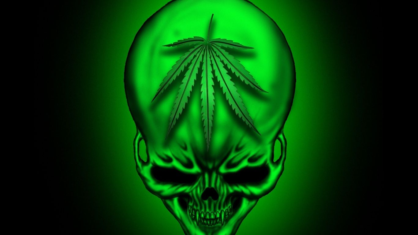 Trippy Weed Wallpapers Hd
