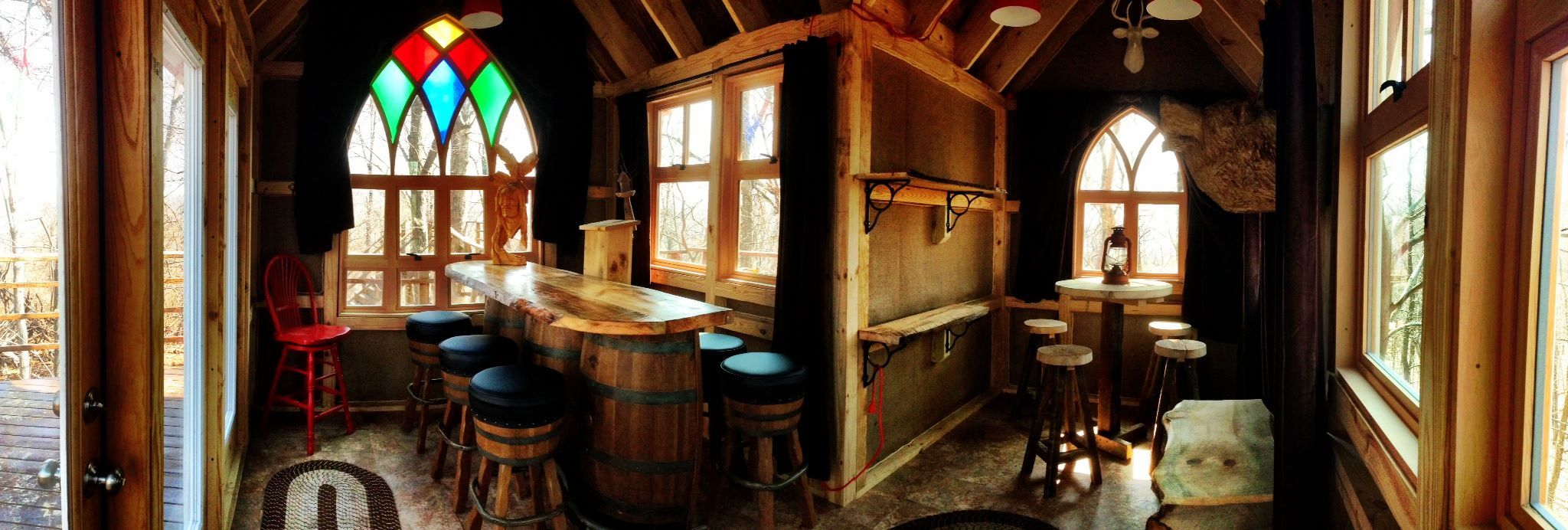 treehouse masters brewery. Inside The Pete Nelson Treehouse That Was On Animal Planet For Kevin Mooney Masters Brewery A