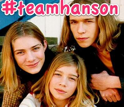 Image result for hanson band